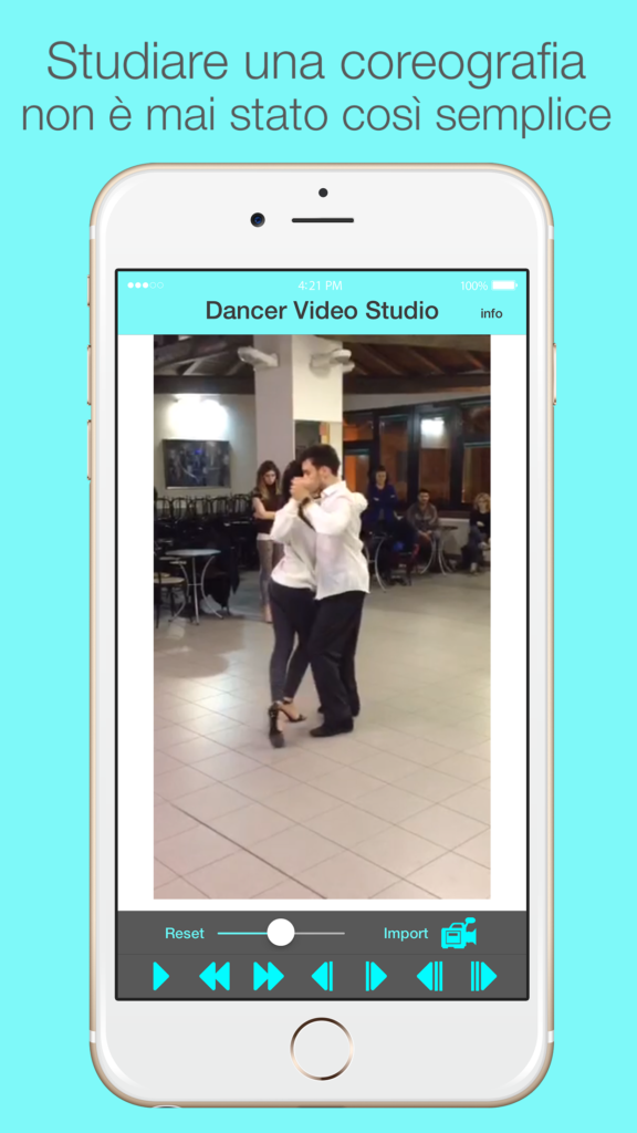 Dancer Music Player for iOS Andrea Vighi