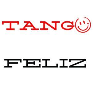 logo Tango Feliz corsi di tango a Bologna con Andrea Vighi e Chiara Benati