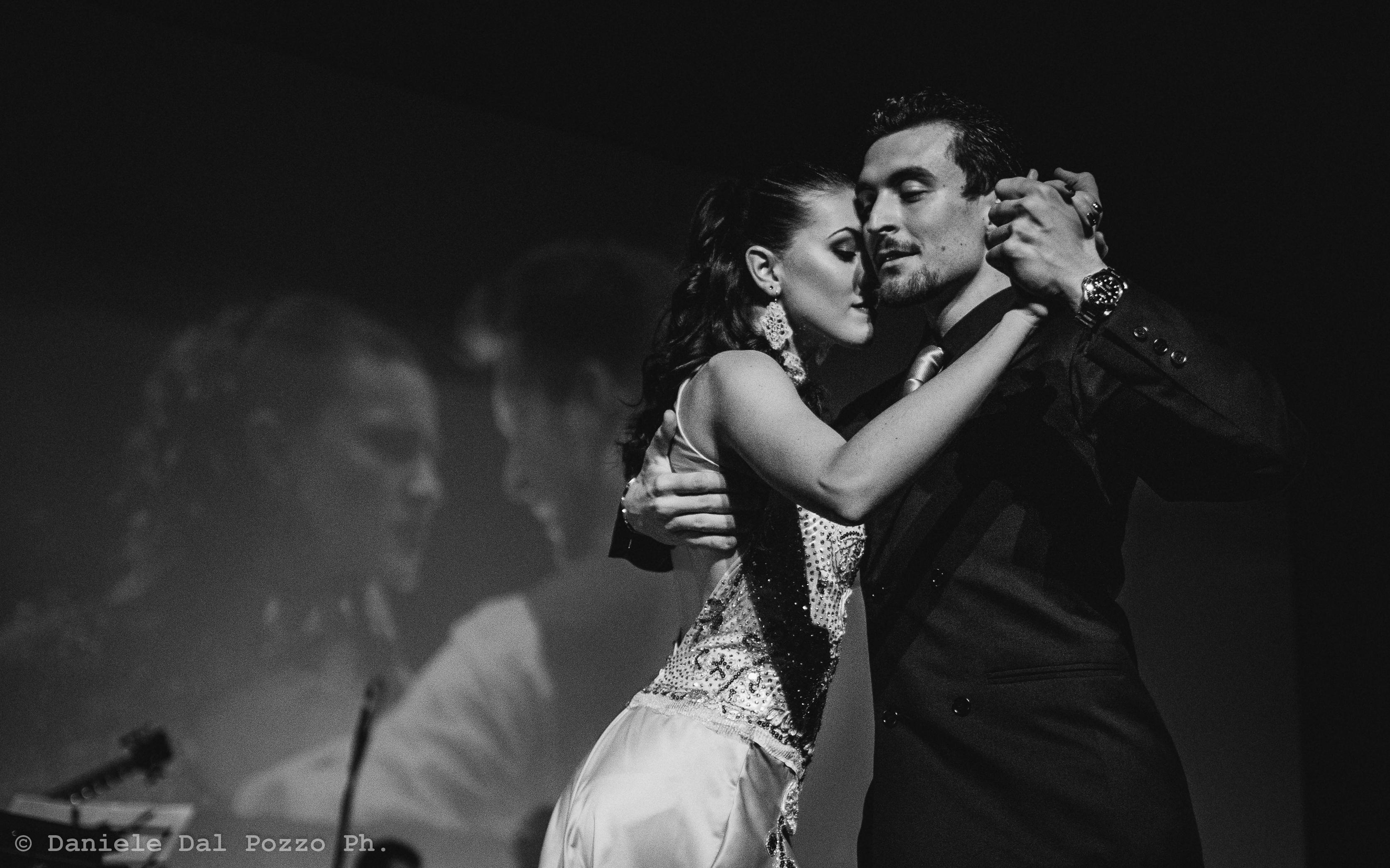 Andrea Vighi y Chiara Benati Corsi Tango Bologna