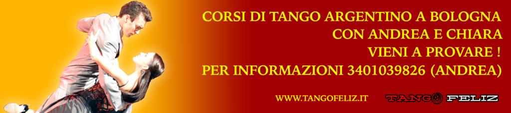 Corsi di Tango Argentino a Bologna