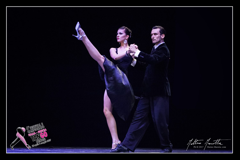 Andrea Vighi y Chiara Benati Tango Feliz corsi di tango a Bologna 2